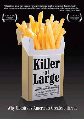 Killer At Large: Why Obesity Is America's Greatest Threat (DVD)