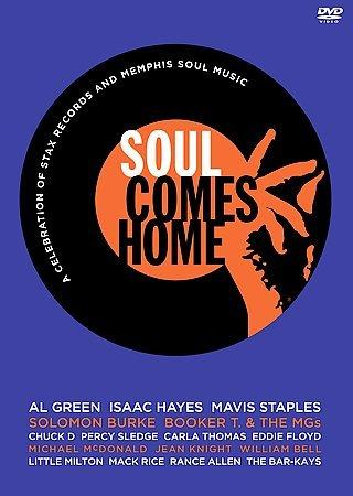 Soul Comes Home: A Celebration of Stax Records and Memphis Soul Music (DVD)