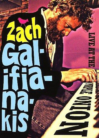 Zack Galifianakis: Live At The Purple Onion (DVD)