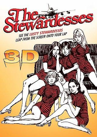 The Stewardesses 3D (DVD)