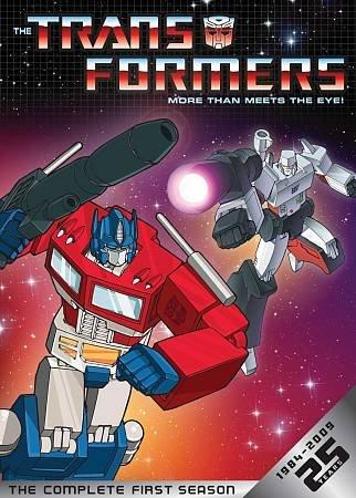 Transformers: The Complete First Season 2 25th Anniversary Edition (DVD)