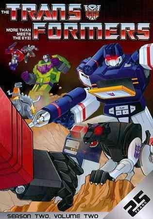 Transformers: Season Two Vol 2 25th Anniversary Edition (DVD)