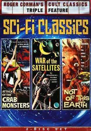 Roger Corman Sci-Fi Classics (DVD)