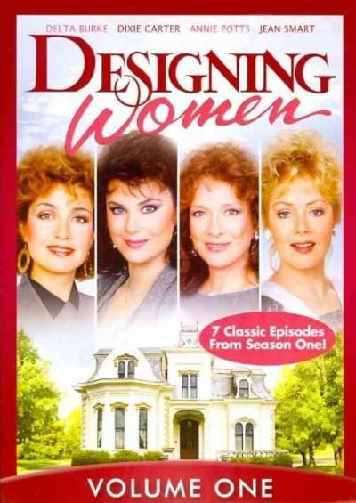 Designing Women Vol 1 (DVD)