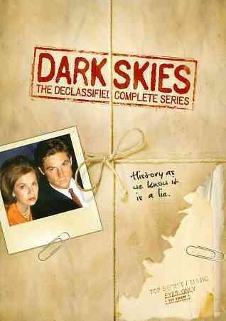Dark Skies: The Declassified Complete Series (DVD)