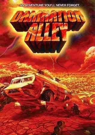 Damnation Alley (DVD)