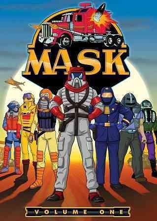 M.A.S.K. Vol 1 (DVD)