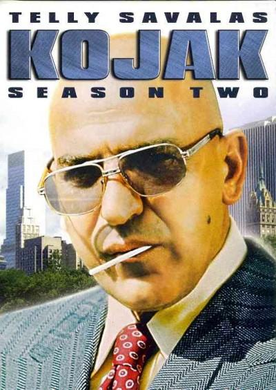 Kojak: Season Two (DVD)