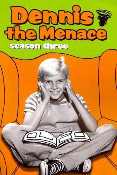 Dennis The Menace: Season Three (DVD)