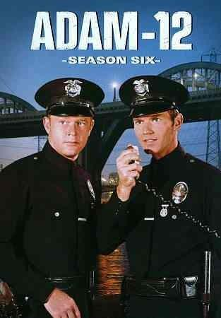 Adam-12: Season Six (DVD)