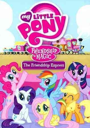My Little Pony: Friendship Is Magic (DVD)