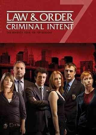 Law & Order: Criminal Intent Season 7 (DVD)