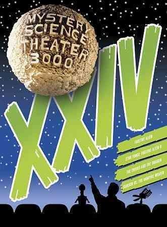 Mystery Science Theater 3000 Vol. XXIV (DVD)