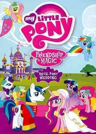 My Little Pony: Friendship Is Magic: Royal Pony Wedding (DVD)