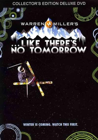 Like There's No Tomorrow (DVD)