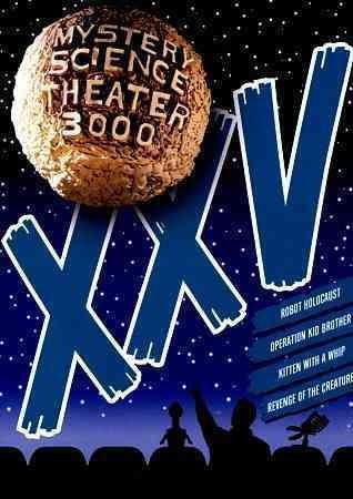 Mystery Science Theater 3000: Vol. XXV (DVD)