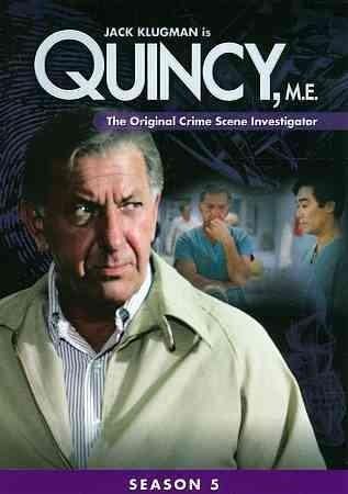 Quincy, M.E.: Season 5 (DVD)