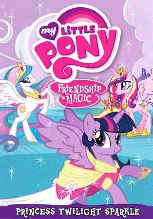 My Little Pony: Friendship Is Magic: Twilight Sparkle Princess (DVD)