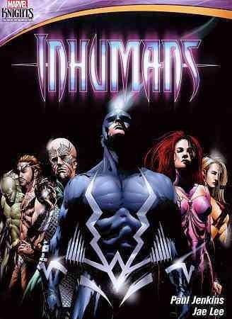 Marvel Knights: Inhumans (DVD)