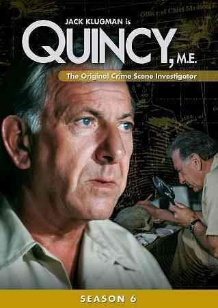 Quincy, M.E.: Season 6 (DVD)