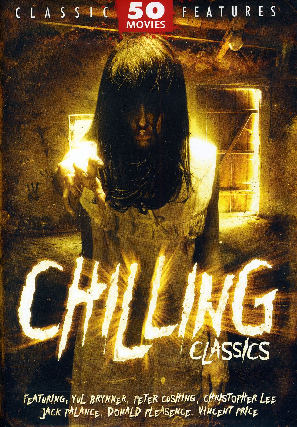 Chilling Classics: 50 Movie Pack (DVD)