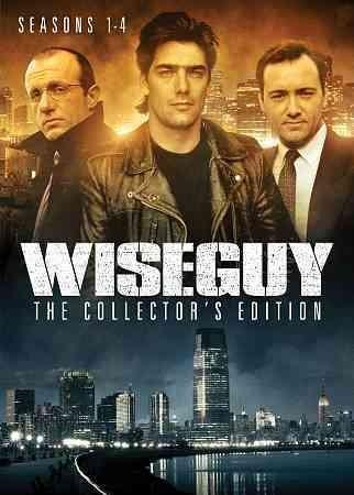 Wiseguy: The Collector's Edition (DVD)