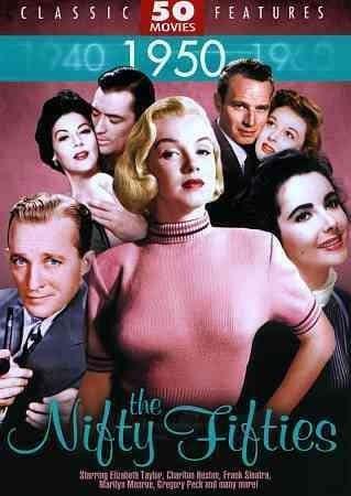 Nifty Fifties: 50 Movie Set (DVD)