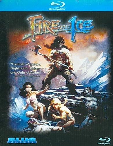 Fire And Ice (Blu-ray Disc)