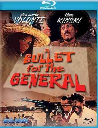 A Bullet For The General (Blu-ray Disc)