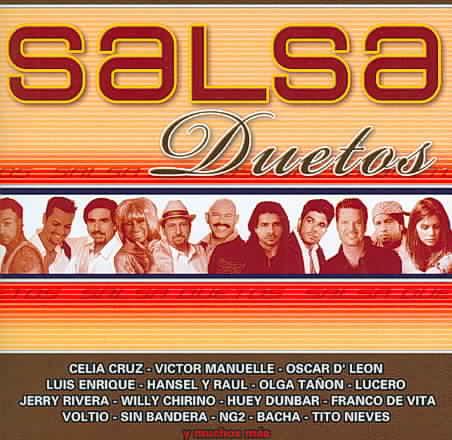 Various Artists - Salsa Duetos [6/13]