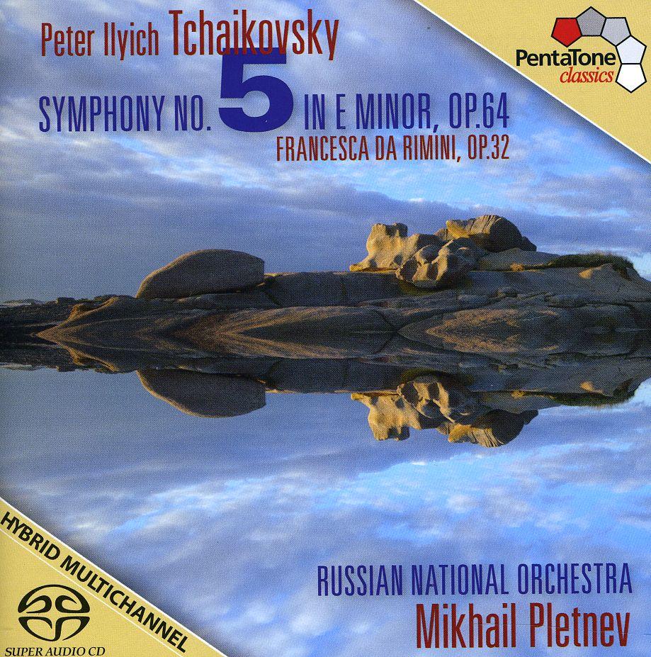 Pyotr Il'yich Tchaikovsky - Tchaikovsky: Symphony No 5