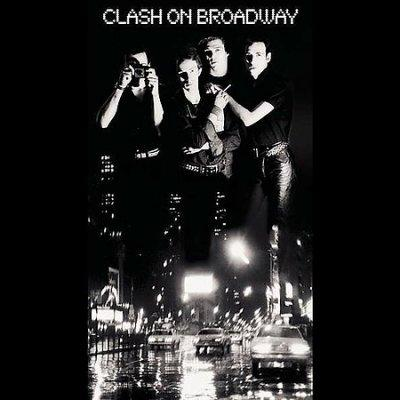 Clash - The Clash on Broadway