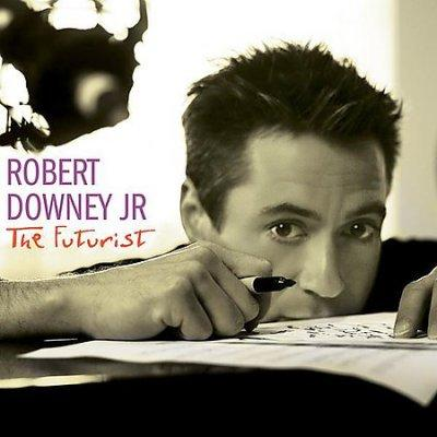 Robert Jr. Downey - The Futurist