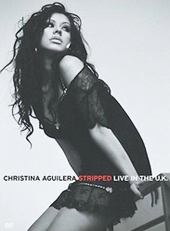 Christina Aguilera: Stripped Live in the UK (DVD)