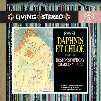Boston Symphony - Ravel: Daphnis et Chloe