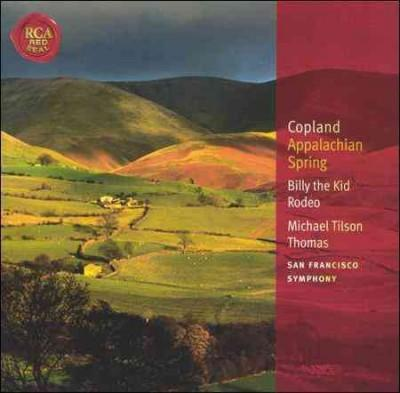 San Francisco Orchesta - Copland: Appalachian Spring
