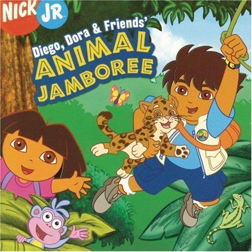 Various - Diego, Dora & Friends' Animal Jamboree