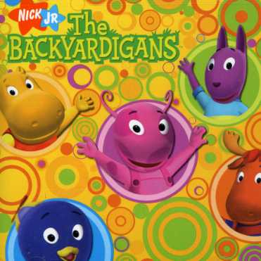 Artist Not Provided - The Backyardigans Groove to the Music
