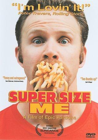 Super Size Me (DVD)