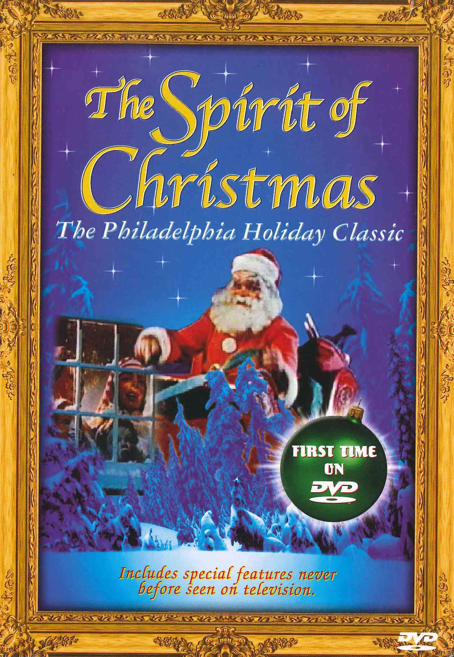 Spirit of Christmas (DVD)
