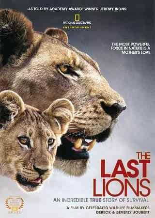 The Last Lions (DVD)