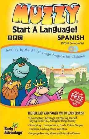 Muzzy Start a Language: Spanish (DVD)