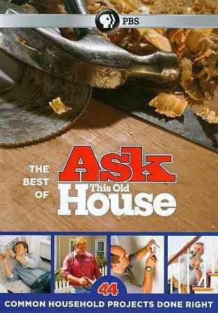 The Best of Ask This Old House: 44 Common Household Projects Done Right (DVD)