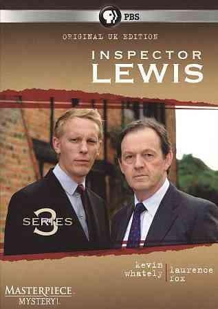 Inspector Lewis Series 3 (DVD)
