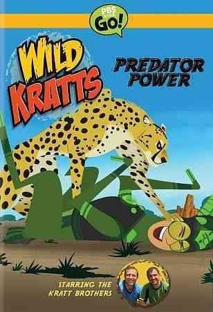 Wild Kratts: Predator Power (DVD)