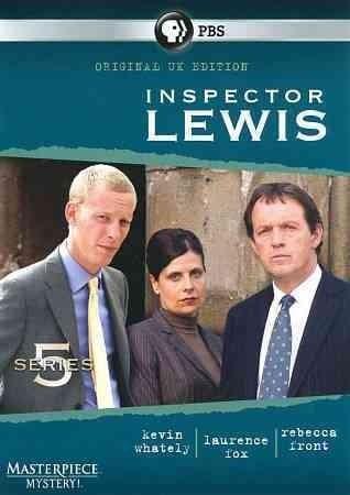 Inspector Lewis Series 5 (DVD)