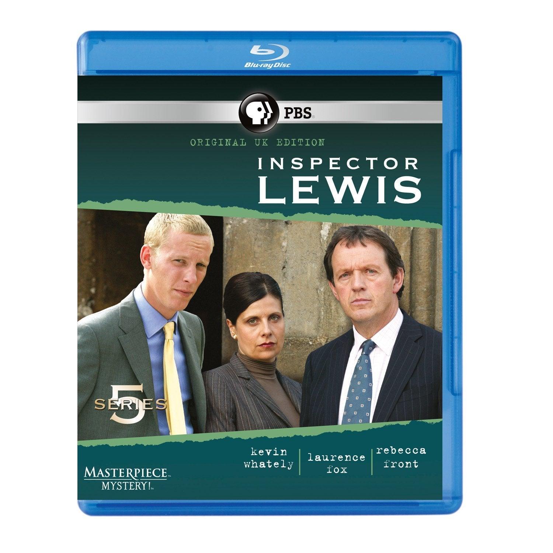 Inspector Lewis Series 5 (Blu-ray Disc)