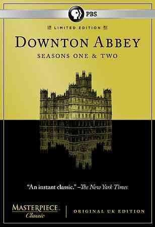 Masterpiece Classic: Downton Abbey Seasons One & Two Set (DVD)