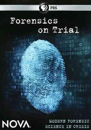 Nova: Forensics on Trial (DVD)