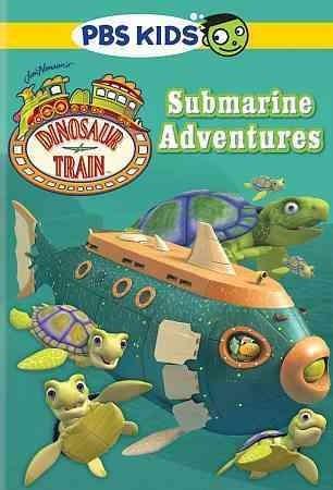 Dinosaur Train: Submarine Adventures (DVD)